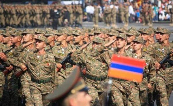 ВАрмении объявлены военное положение ивсеобщая мобилизация