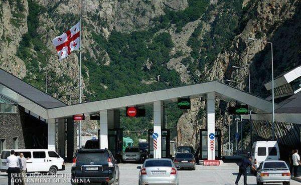 Грузия непропускает вЕреван кареты скорой помощи изРоссии— источник