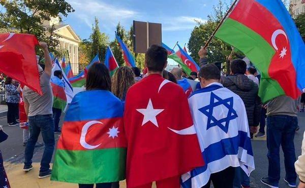 «Израилю всё равно, чей Карабах, но Баку Анкаре он просто так не уступит»