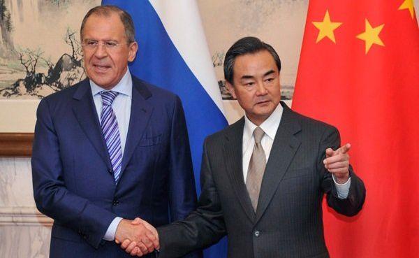 Глава МИД Китая: дружба сРоссией нерушима