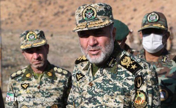 Иранский генерал: «Мы не потерпим изменения географии в Закавказье»