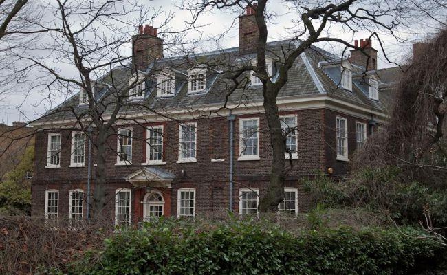 Особняки в лондоне недвижимость в марселе франция