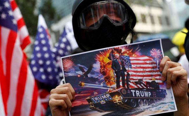 Госдеп представляет: США объявили себе китайскую прокси-войну
