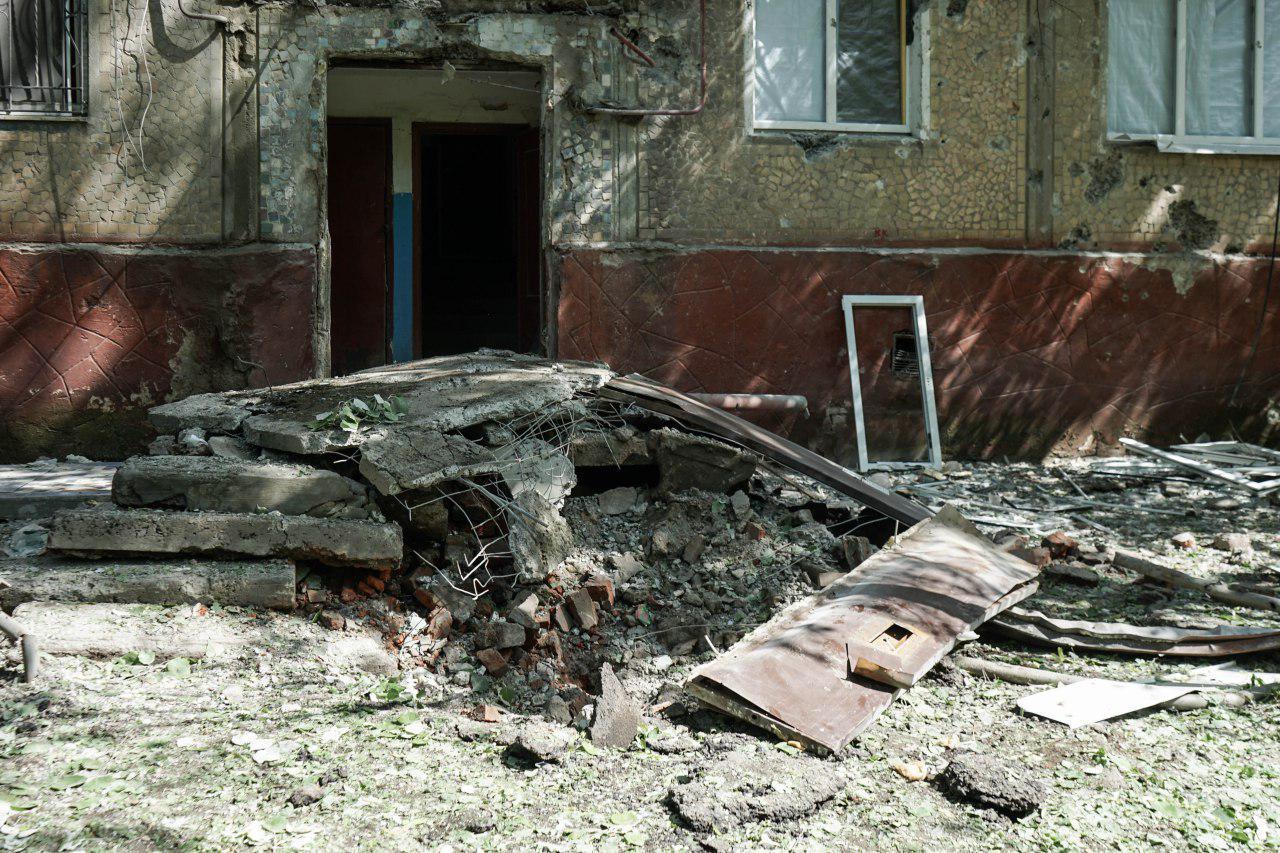 Gorlovka: a selection of sites