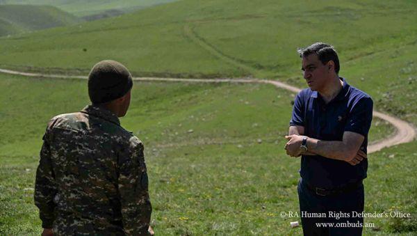 PACE pide crear zona desmilitarizada entre Armenia y Azerbaiyán