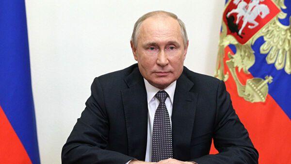 Путин: Россия остановила войну вКарабахе инедопустила распада Сирии