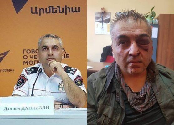 Обвиняемый в разбойном нападении на филиал HSBC в Ереване полковник полиции отказывается давать показания