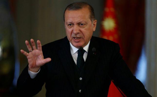Эрдоган заявил о создании прямого ж/д сообщения от Лондона до Китая