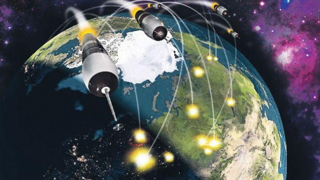 Американский проект «Быстрый глобальный удар обычным вооружением» в деталях