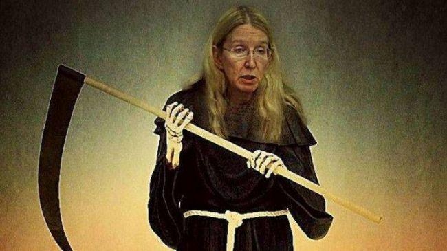 Украинская «доктор Смерть» Ульяна Супрун подала в отставку ...