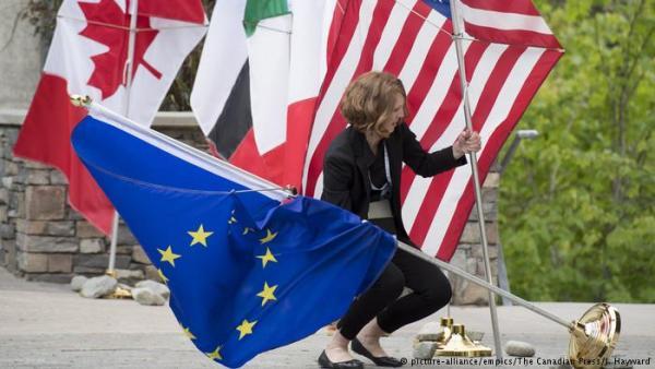 Геи правят сша и европой