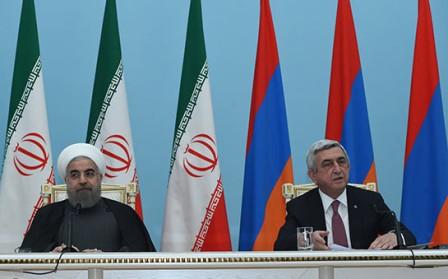 IRNA: Армения призывает к расширению экономических связей Ирана и ЕС