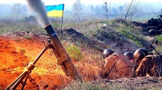 ДНР: Обстрелы Докучаевска и Горловки — повреждены дома, ЛЭП и ...