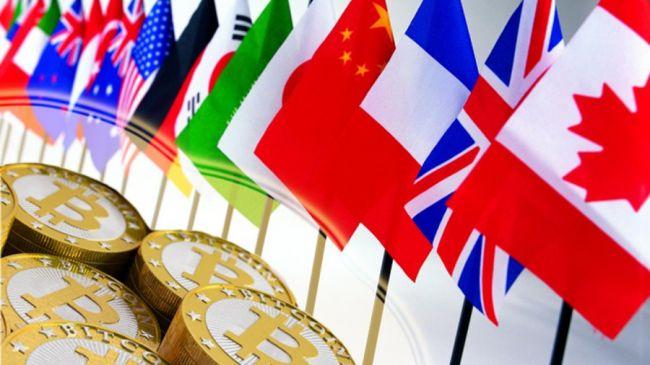 Криптовалюты становятся на путь национализации