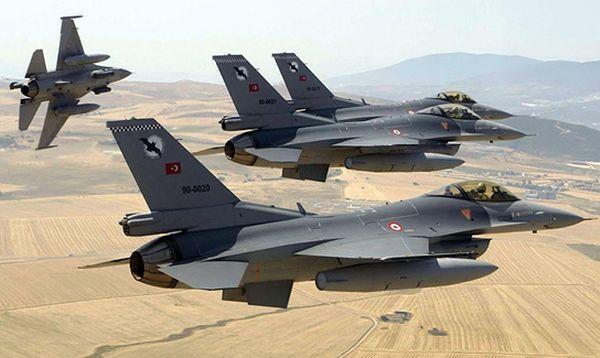 Турецкие ВВС нанесли удар по мирным жителям в Сирии