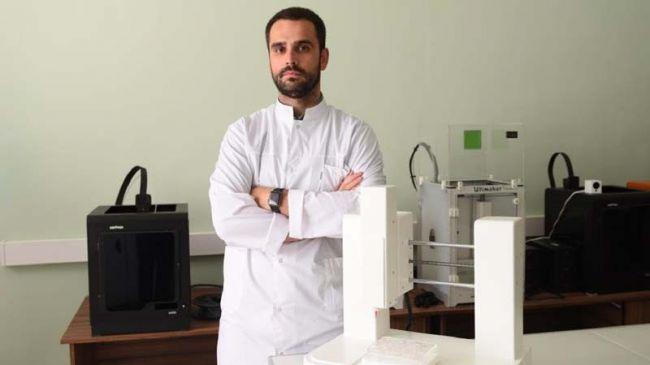 В Ростове-на-Дону разработали биопринтер для печати живых тканей ...