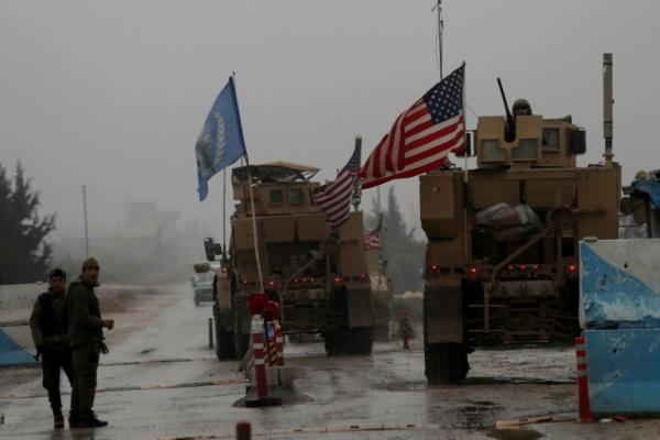 Американская коалиция подтвердила начало вывода войск изСирии