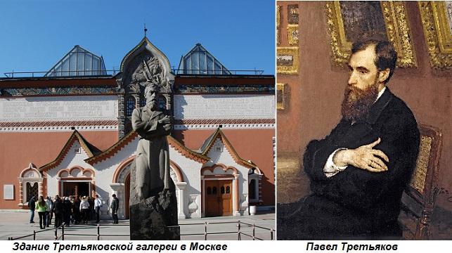 Этот день в истории: 1856 год — в Москве основана Третьяковская ...