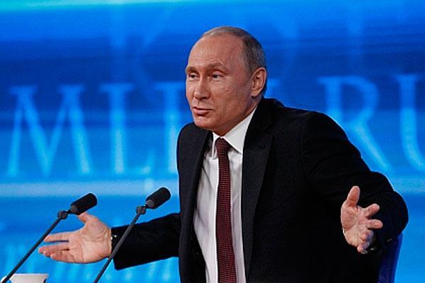 Владимир Путин предложил поддержать слухи о разработке телепорта в России