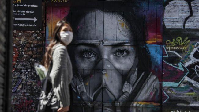 ВБритании отCovid-19 мужчины умирают вдва раза чаще женщин: EADaily