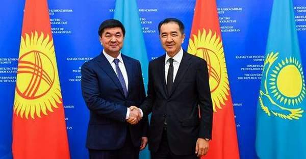 Казахстан и Киргизия хотят увеличить товарооборот до $ 1 млрд
