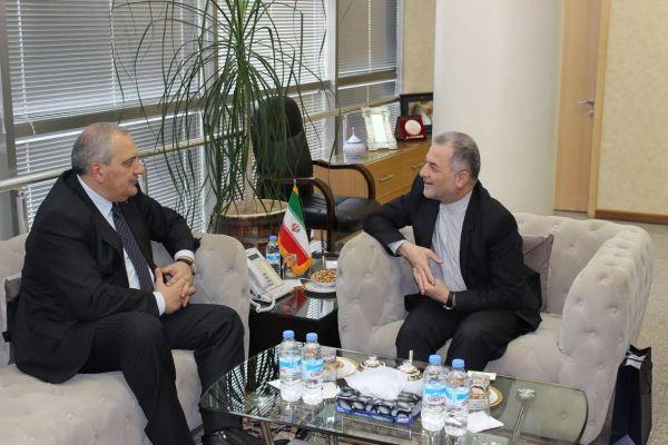 Посол: Армения может стать воротами Ирана в ЕАЭС, СНГ и страны ЕС