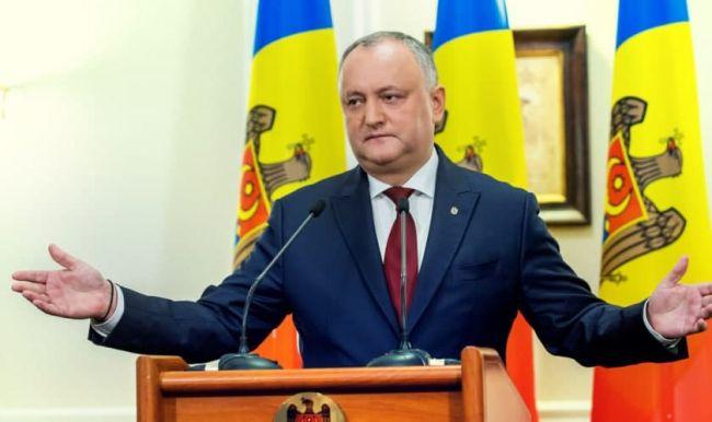 540269752b5e0ffa57e0ee0fd5323 Додон: Санду— сплошное разочарование для Молдавии