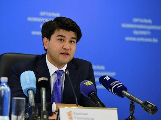 Экс-министр нацэкономики Казахстана задержан за получение крупных взяток