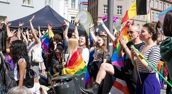Норвегия и гей сказки