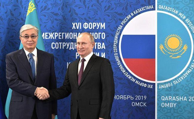 Что инвестирует казахстан в россии можно ли получить кредит с внж