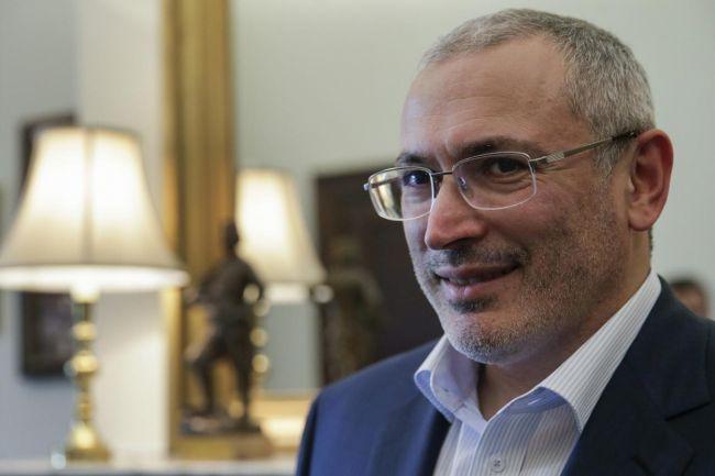Михаил Ходорковский напоролся на резкую критику в Twitter