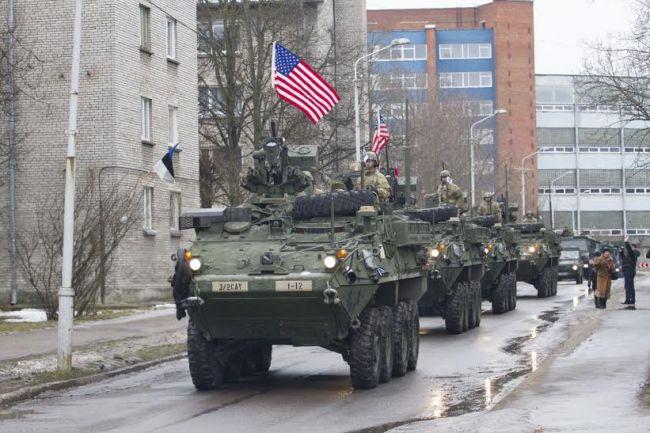 Войска НАТО подошли к границе Молдавии