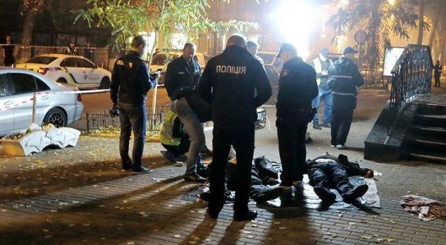 Взрыв гранаты в Киеве — двое мужчин погибли, ранена девушка