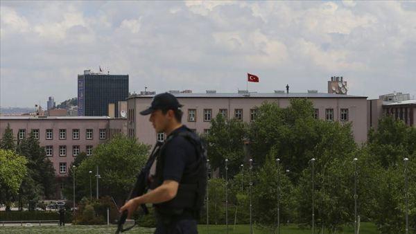 Ультралевые экстремисты пытались взять заложника в здании парламента Турции