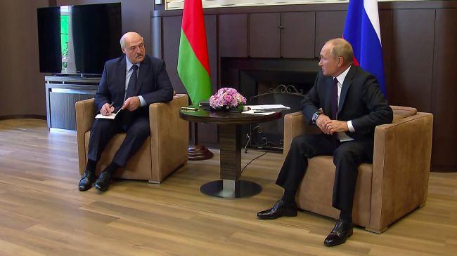 Лавров: Путин иЛукашенко договорились реформировать Союзный договор