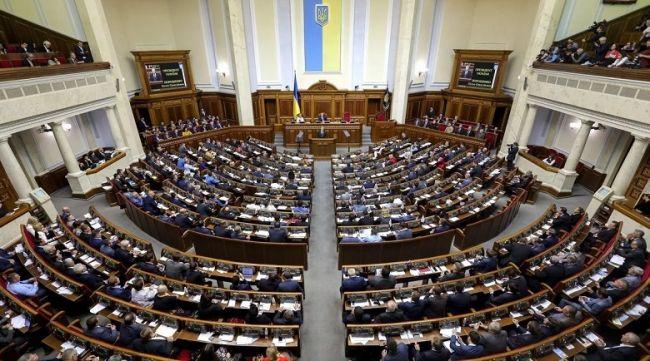 ВРаду внесен законопроект, криминализующий любые контакты сРоссией