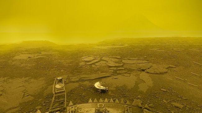 На Венере обнаружены новые признаки жизни — аминокислоты