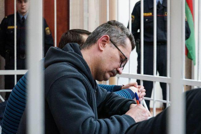 Пророссийских публицистов судят в Минске: 24.01.2018 день 26