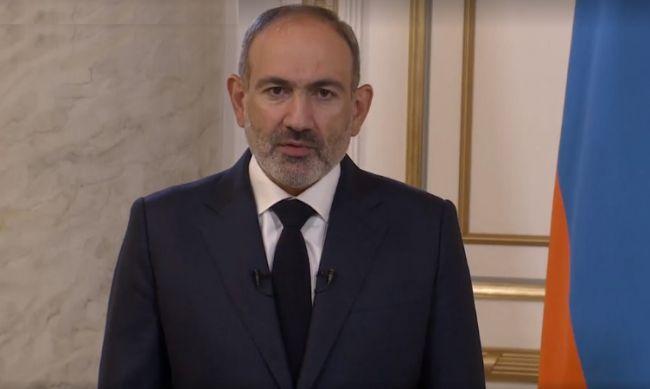 Никол Пашинян готов обсуждать ввод вКарабах росийских миротворцев
